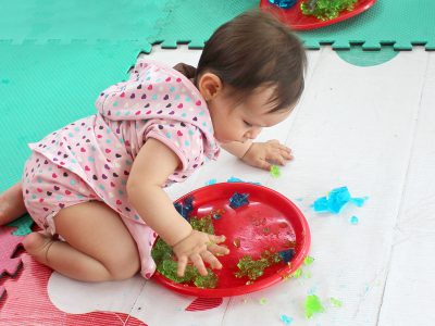 Sensory development: Evolution from 0 to 6 years (Soft Skills)
