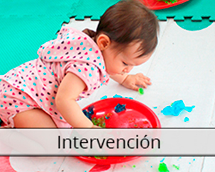 Sensory development: Evolution from 0 to 6 years (Intervention)