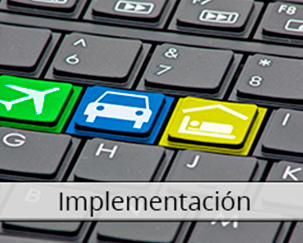 Combined travel: III. Implementation