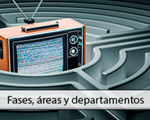TV (IV): Phases, areas and departments