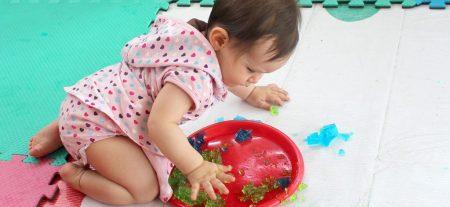 Desarrollo sensorial