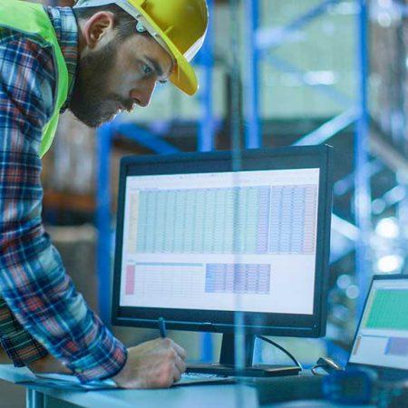 Logística de almacenamiento: Gestión de stock y control de inventario