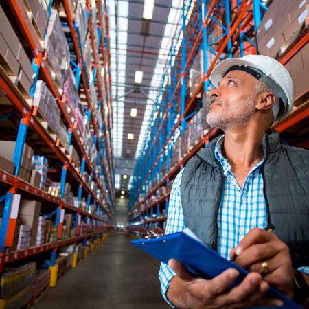 Logística de almacenamiento: Normativa, organización y supervisión