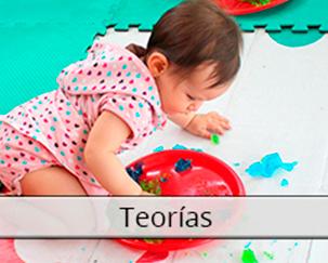 Desarrollo sensorial: Evolución de 0 a 6 años (Teorías)