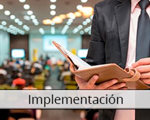 Eventos: III. Implementación