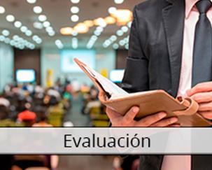 Eventos: IV. Evaluación