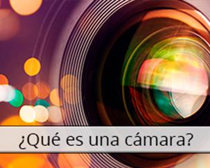 Introducción a la fotografía: ¿Qué es una cámara?