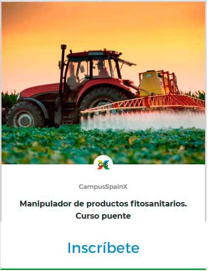 Manipulador de productos fitosanitarios CP