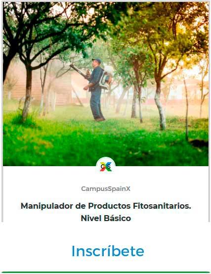 Manipulador de productos fitosanitarios NB