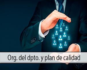 Atención al cliente: Organización del departamento y plan de calidad