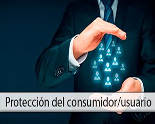 Atención al cliente: Protección del consumidor/usuario