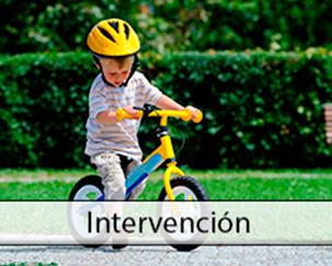 Desarrollo motor: Evolución de 0 a 6 años (Intervención)